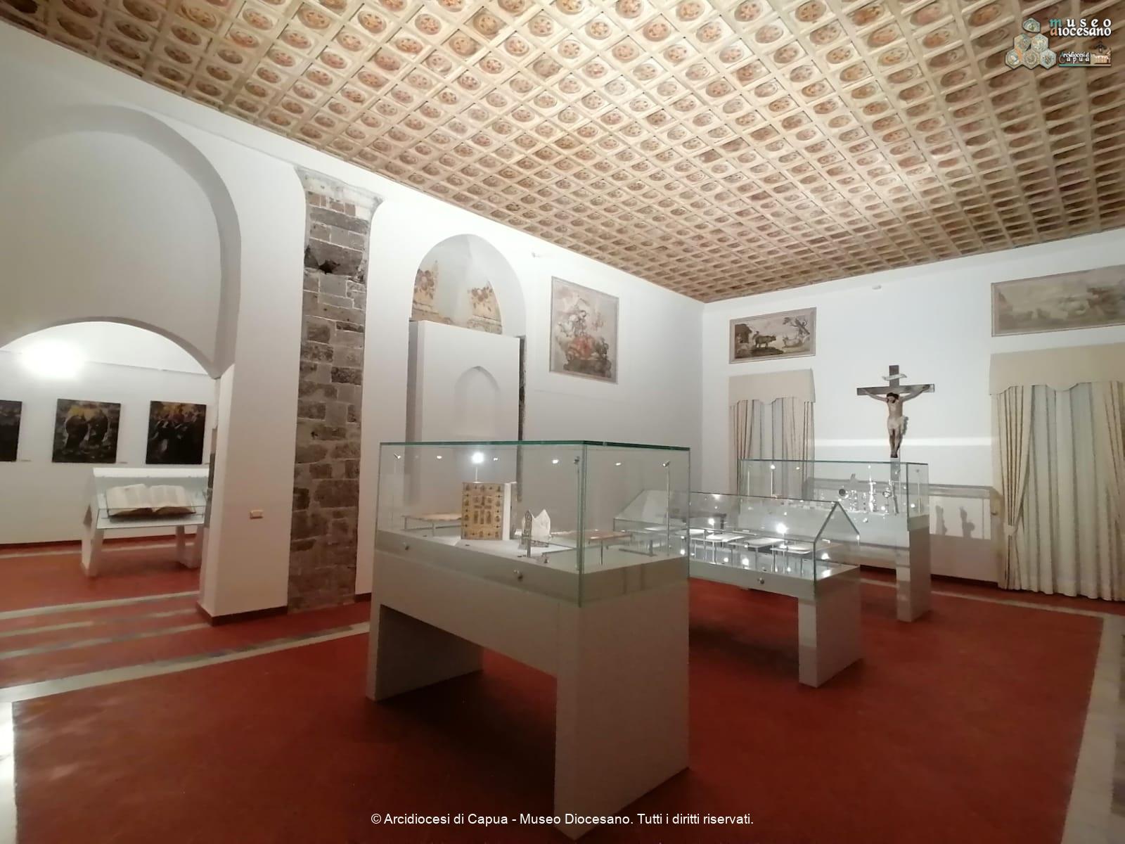 Benvenuti nel Museo Diocesano dell'Arcidiocesi di Capua